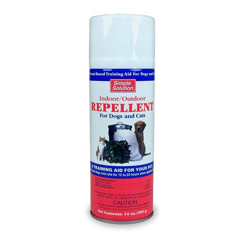 Indoor / Outdoor Repellent For Dogs and Cats 14 oz