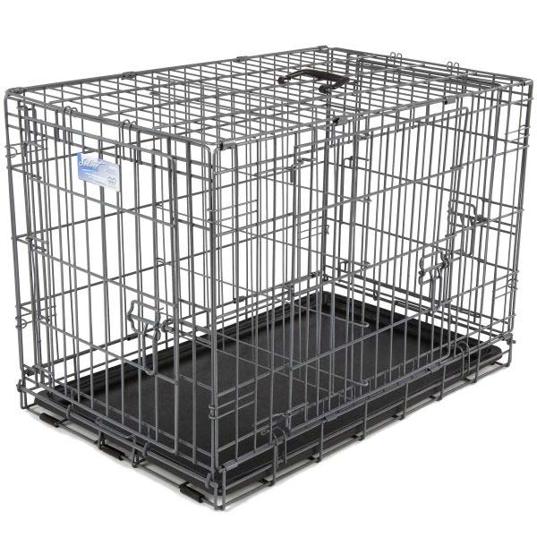 Ultimate Pro Triple Door Dog Crate