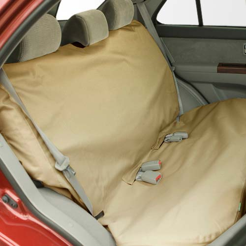 Mid to Large Bench Car Seat Protector