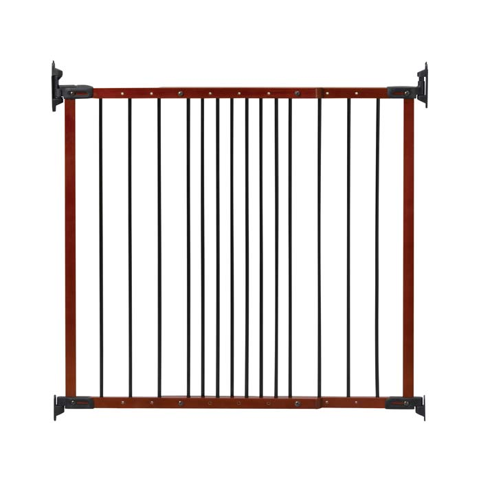 Designer Angle Mount Wall Mounted Safeway Pet Gate