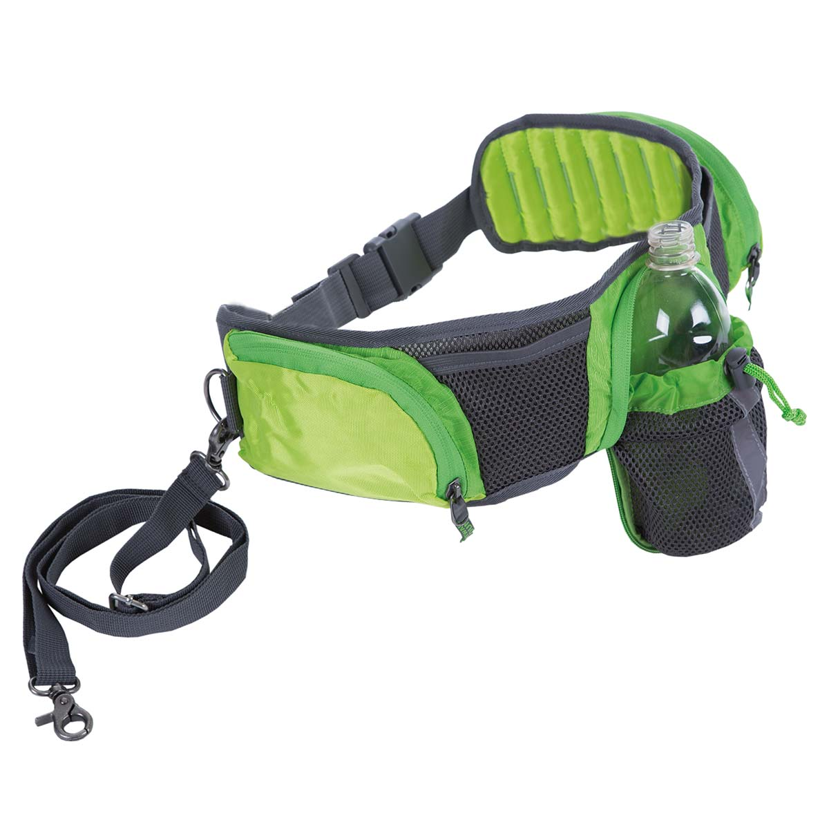 Hands Free Hipster Dog Walking Pack