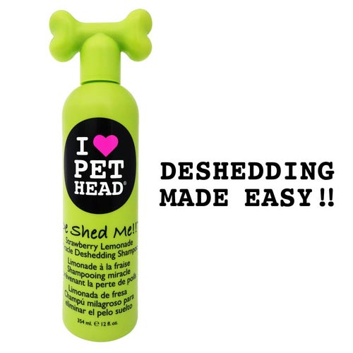 De Shed Me Miracle Deshedding Shampoo Strawberry Lemonade 12oz