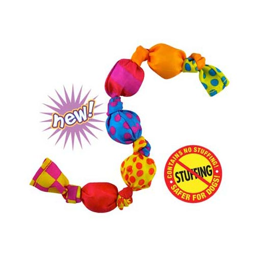 Stuffing Free Mini Squeak Chain