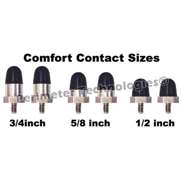 Comfort Contacts 3/4""