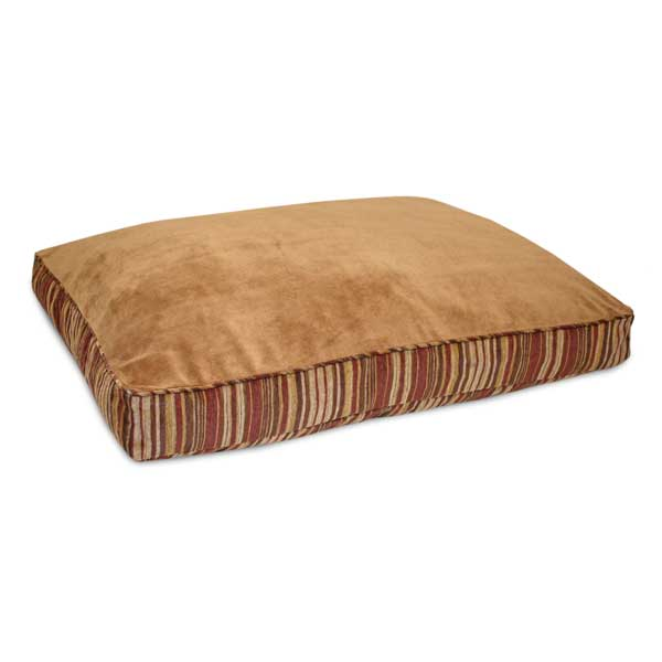Microban Antimicrobial Deluxe Pillow Dog Bed