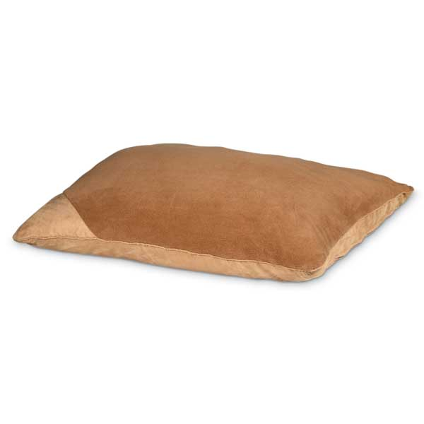 Microban Antimicrobial Knife Edge Pillow Dog Bed