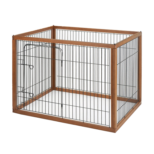 Wood Pet Pen 120-90