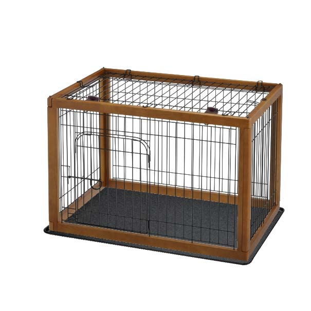 Wood Pet Pen 90-60 Combo