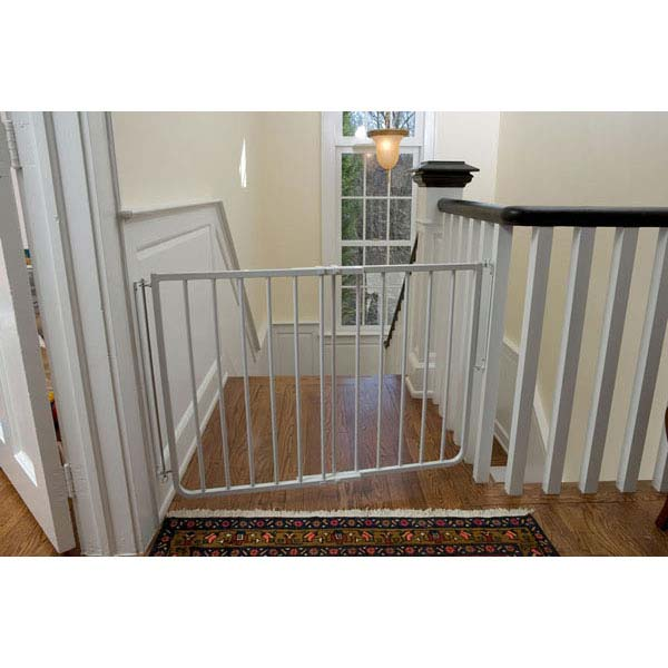Stairway Special Hardware Mounted Pet Gate