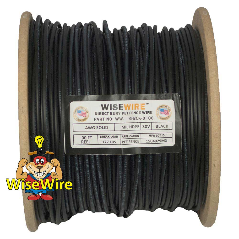 WiseWire? 16g Pet Fence Wire 500ft