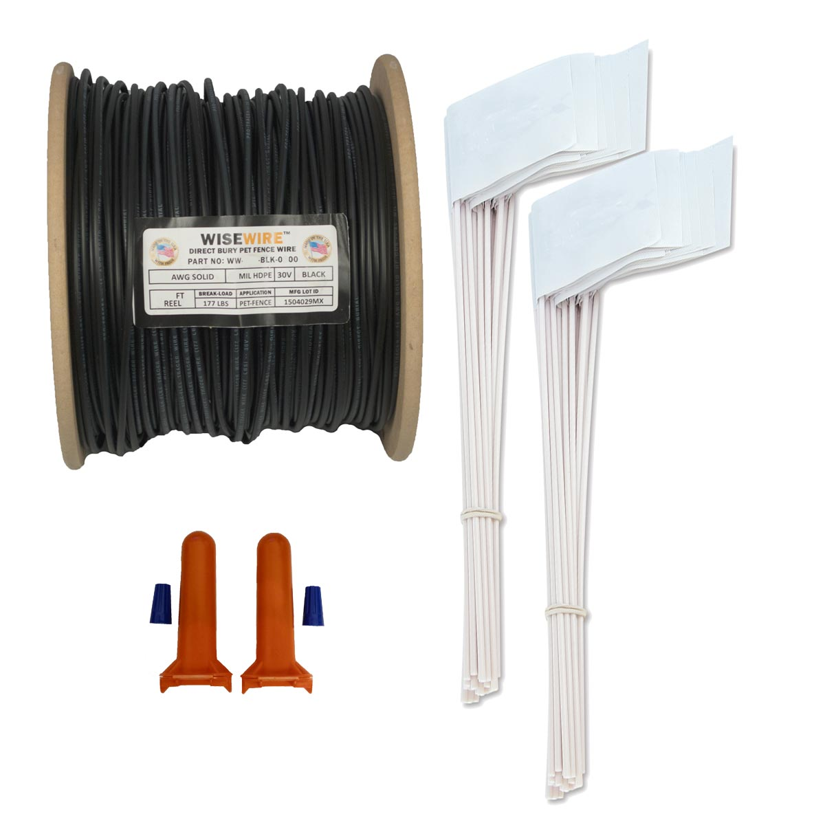 WiseWire? 18 gauge Boundary Wire Kit 1000ft
